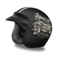 Flying Aces 3/4 Helmet