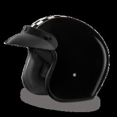 Cafe Racer 3/4 Helmet