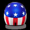 Captain America 3/4 Helmet