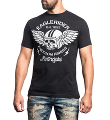 Winged Helmet Tee #ER1