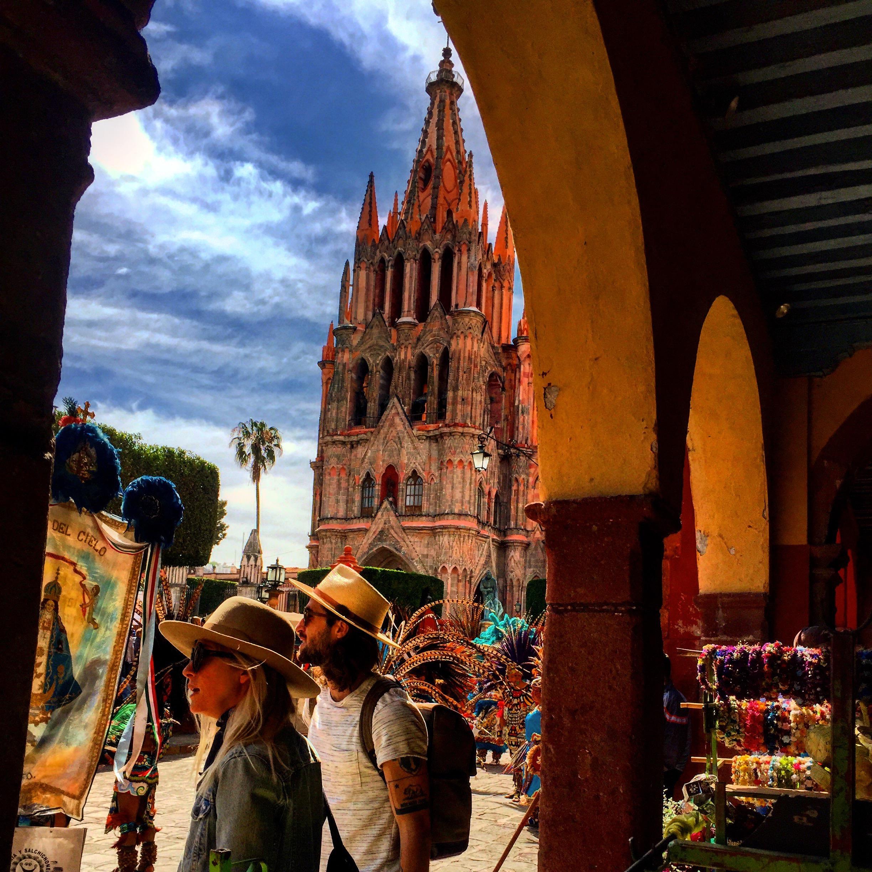 Living in San Miguel de Allende