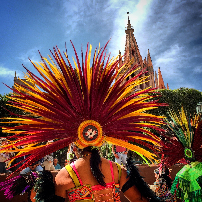 Festivities in San Miguel de Allende