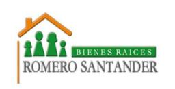 Romero Santander Bienes Raíces