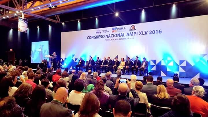 Congreso nacional AMPI 2016