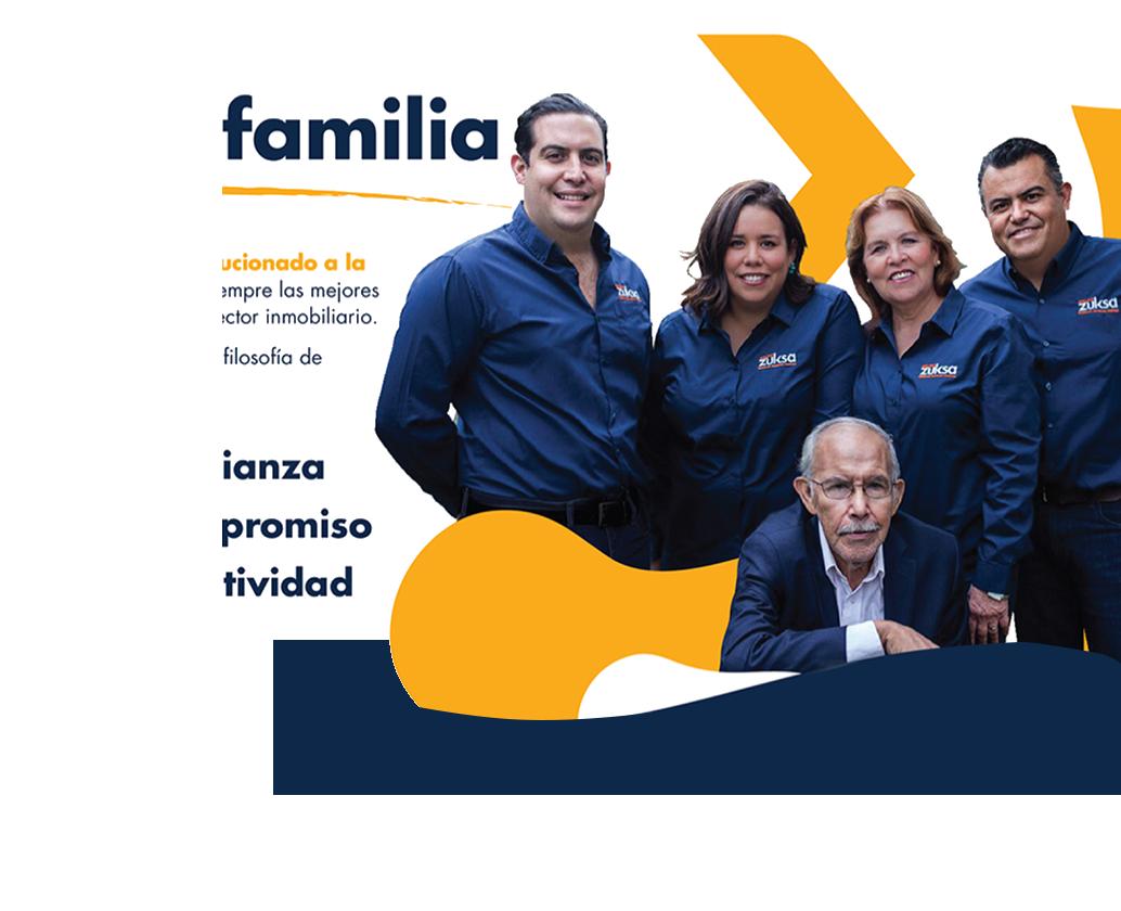 Grupo zuksa - Nosotros