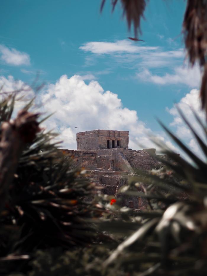 Ruinas de Tulum. Foto: Aaron Huber de Unplash
