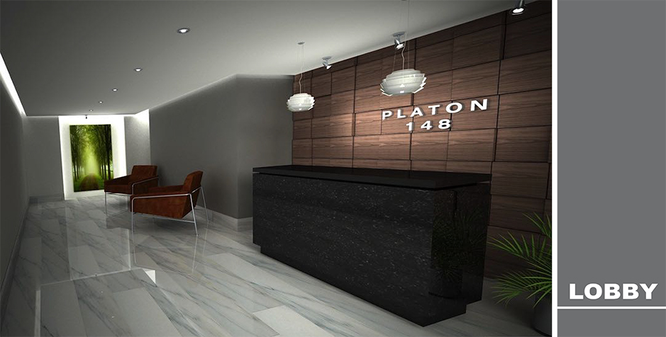 Platón 148 lobby