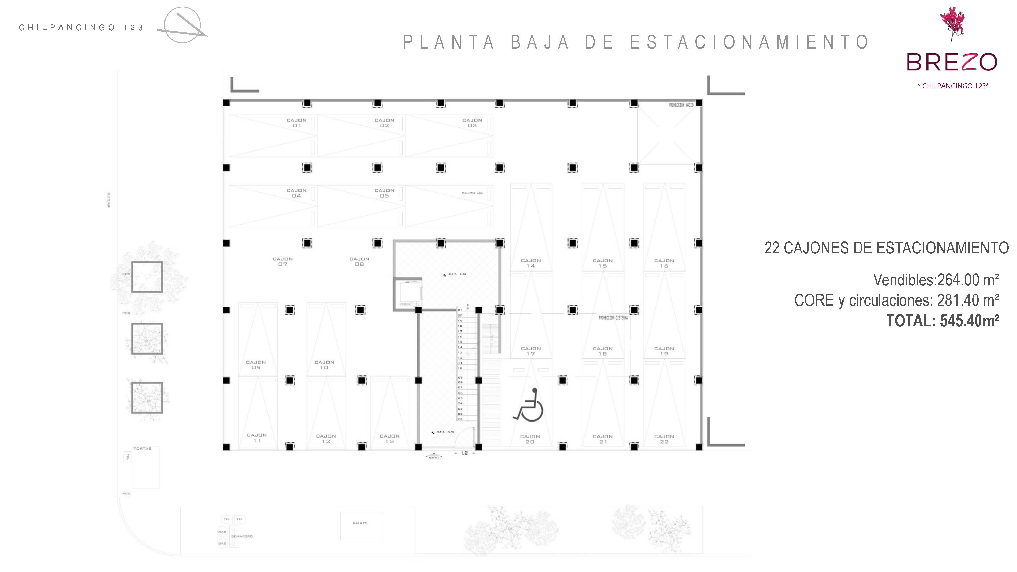 Brezo Chilpancingo 123