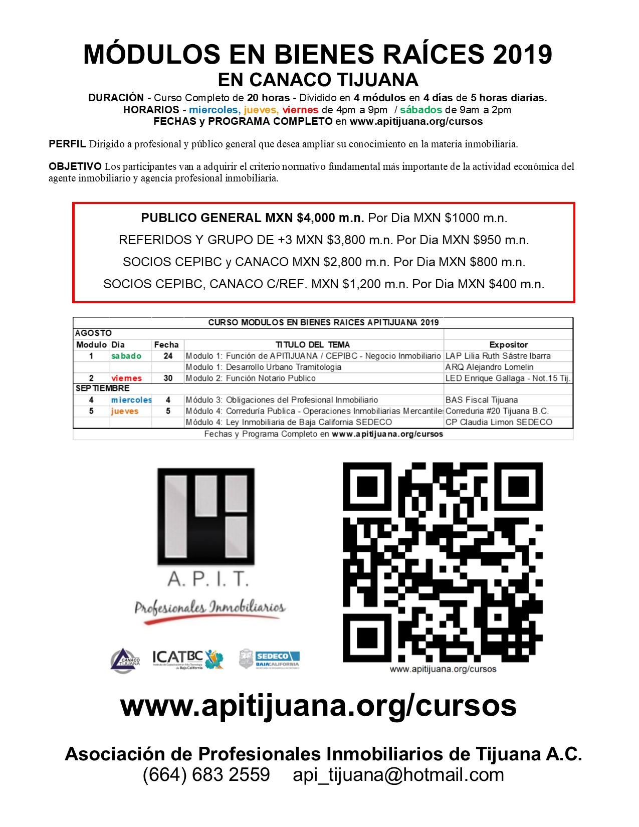 Cursos Inmobiliarios En Tijuana