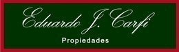 EDUARDO J. CARFI Propiedades