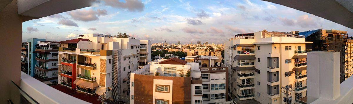 22 de 24: Vista de los alrededores desde la terraza