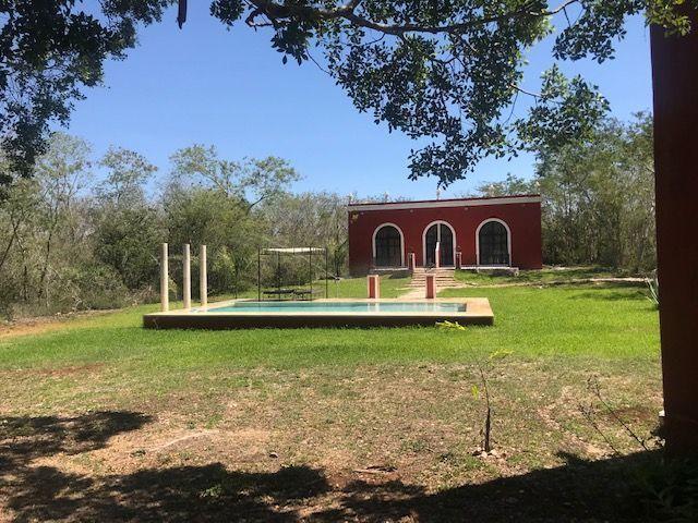 4 de 22: Hacienda en Takax DColección Mérida Yucatán Venta