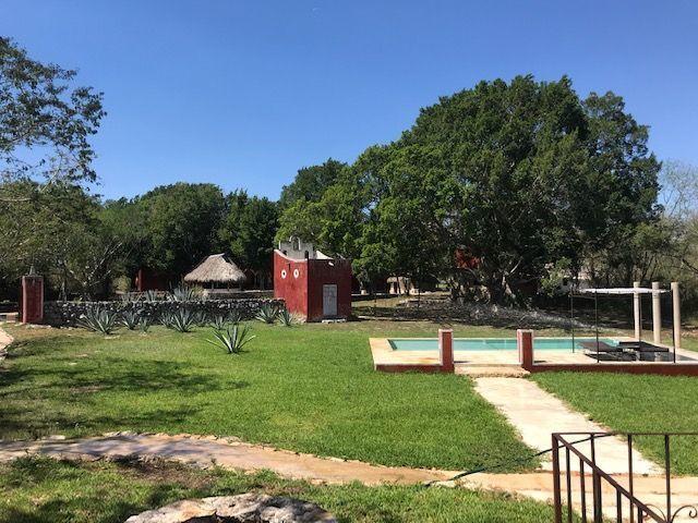 7 de 22: Hacienda en Takax DColección Mérida Yucatán Venta