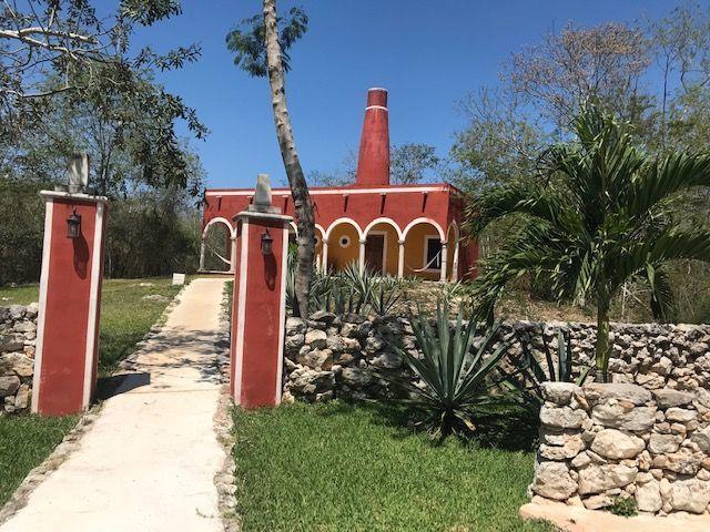 11 de 22: Hacienda en Takax DColección Mérida Yucatán Venta