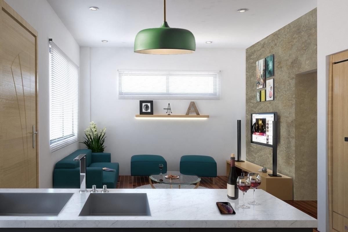 3 de 7: Modernos, cómodos, ideal para familias o inversionistas
