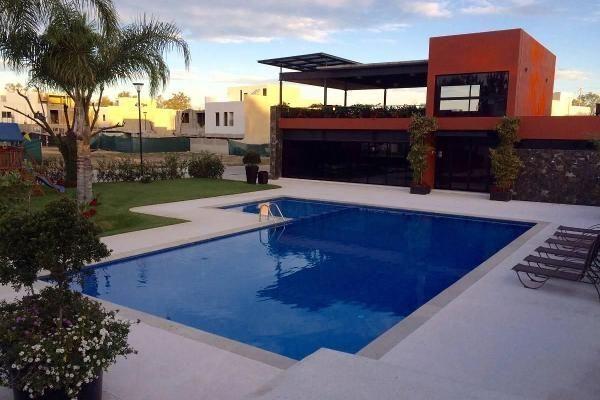 34 de 44: Alberca y casa club con terraza de cond. PUERTAS DE ASIS