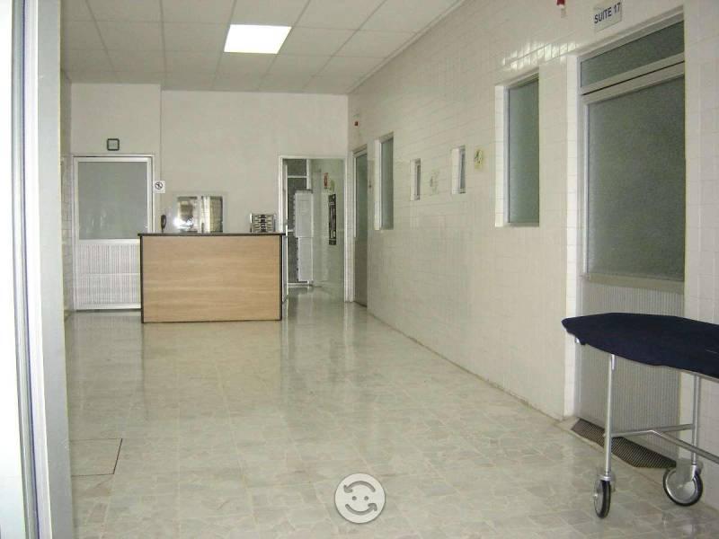 2 de 13: Interior del Sanatorio