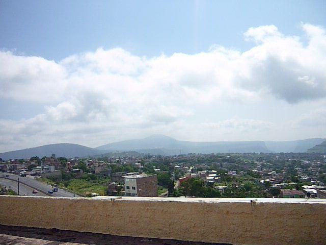 8 de 13: Vista del roof Garden o terraza
