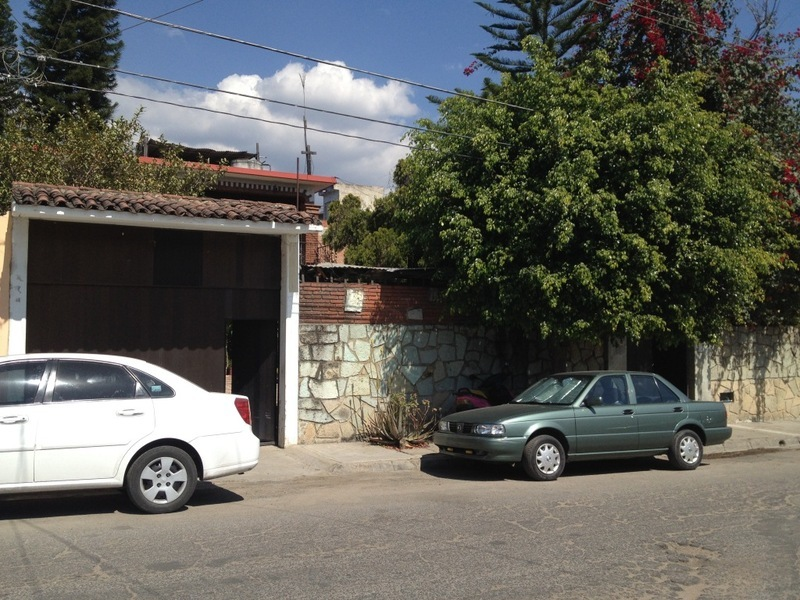 Baños Reforma Oaxaca:Bonita casa en Colonia Reforma, a dos cuadras de Calle Manuel Ruiz!
