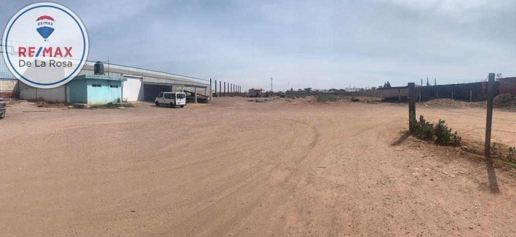 5 de 6: Terreno suficiente para dos bodegas de mil metros cuadrados