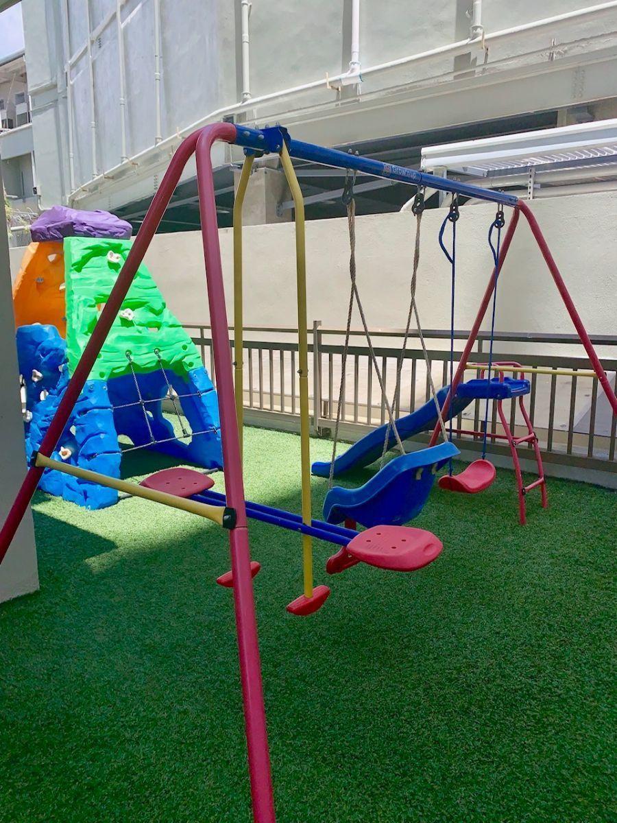 23 de 24: Area verde juegos de niños