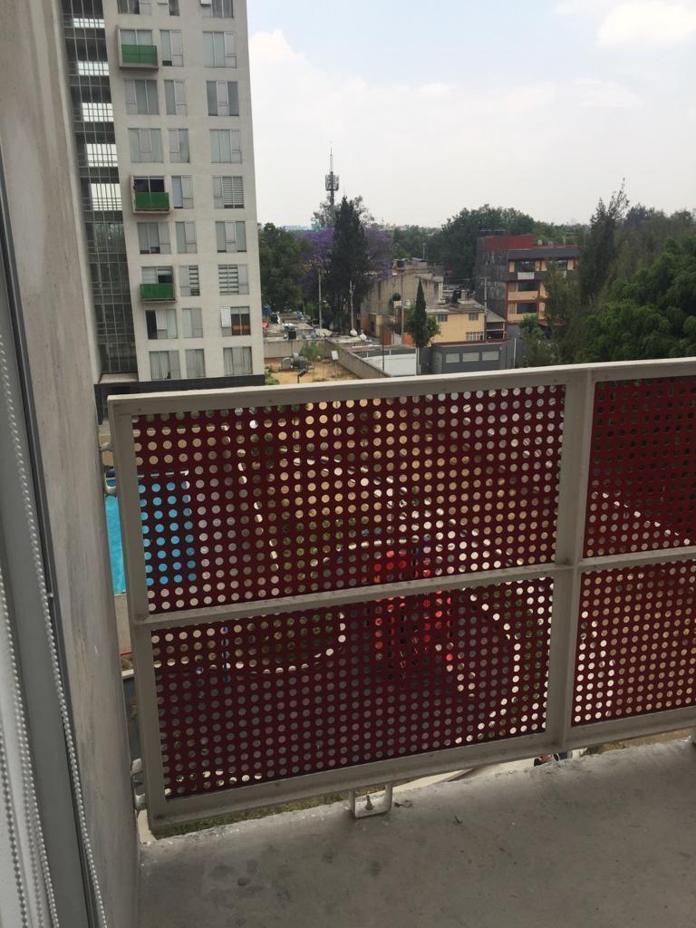 13 de 24: Balcón