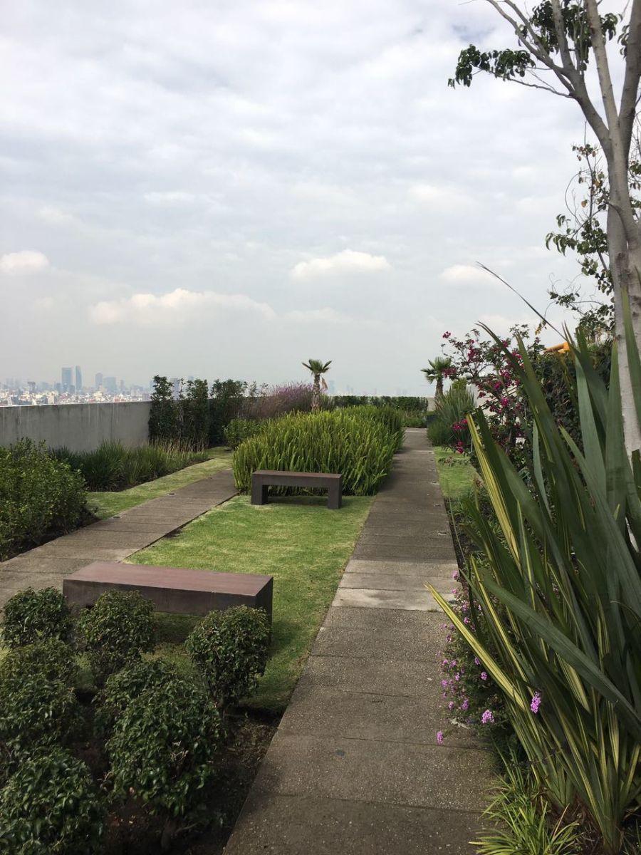 22 de 23: Roof garden