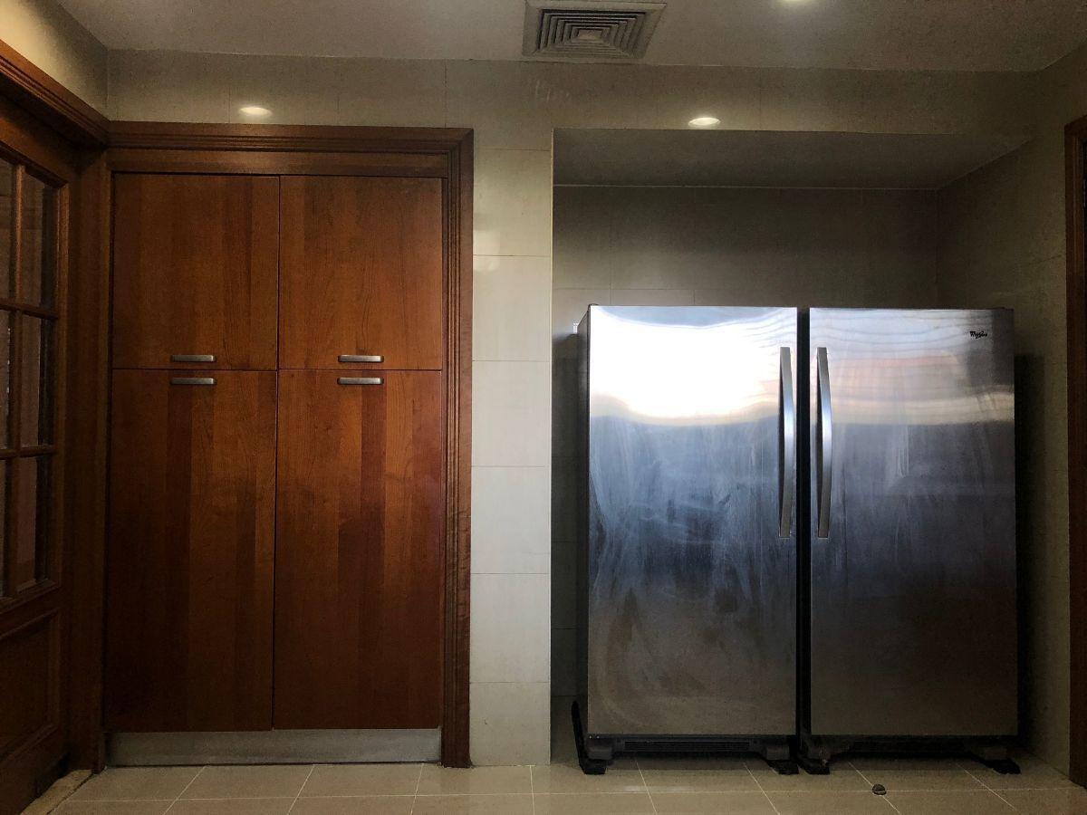 12 de 24: Cocina, refrigerador y despensa