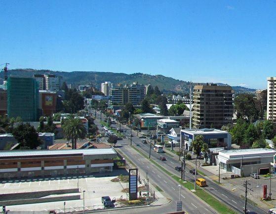 1 de 1: Terreno y Casa Avenida Alemania, Temuco, Chile