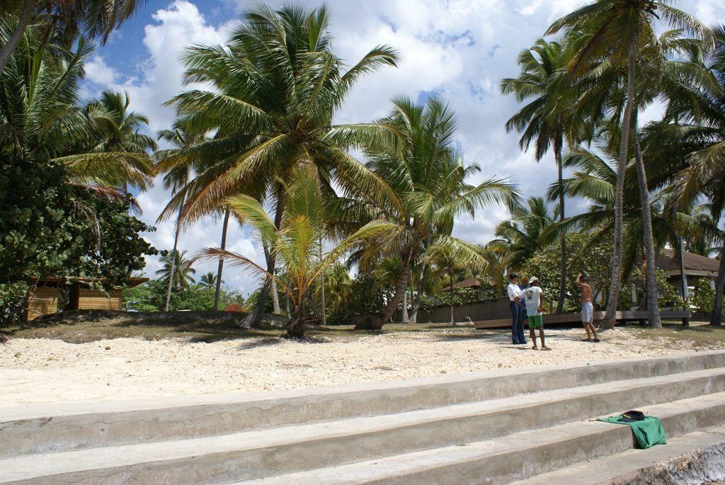 13 de 13: Playa frente al proyecto.