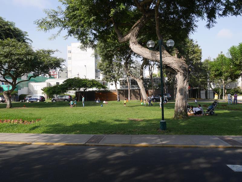 15 de 16: Exclusivo Parque Melitón Porras
