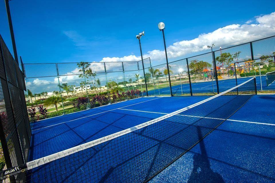 11 de 11: Cancha de Tennis