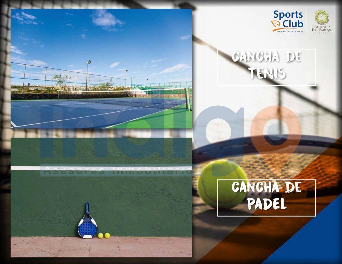 27 de 28: Canchas de Tenis y Padel