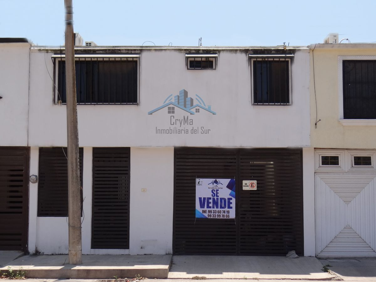 Cryma Banos.Casa En Venta En La Colonia Miguel Hidalgo