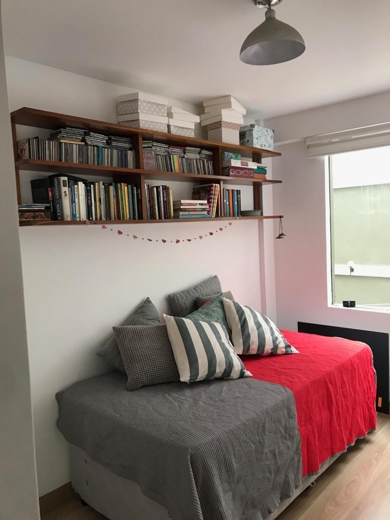 4 de 6: Dormitorio secundario