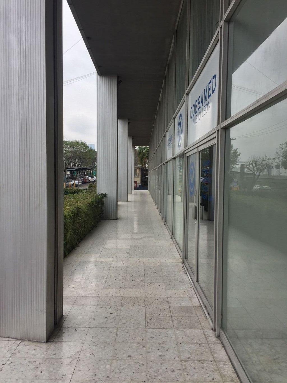 OFICINA EN RENTA EN EDIFICIO MANCHESTER, MORONES PRIETO