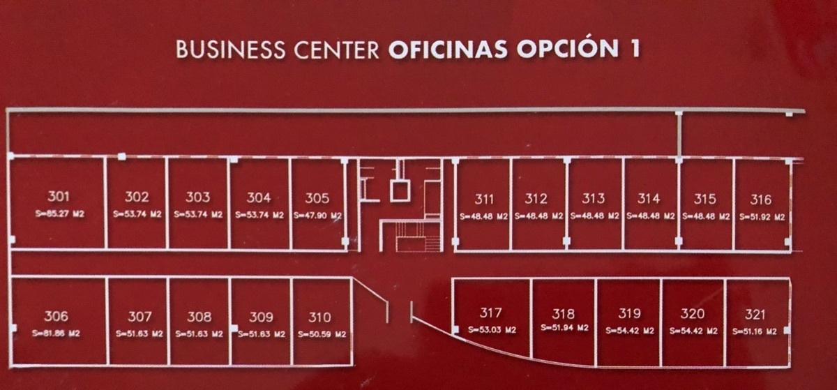 39 de 44: Oficinas Opción 1