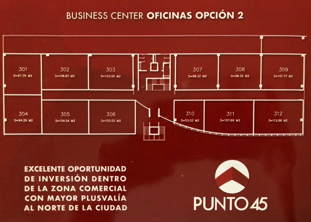 40 de 44: Oficinas Opción 2