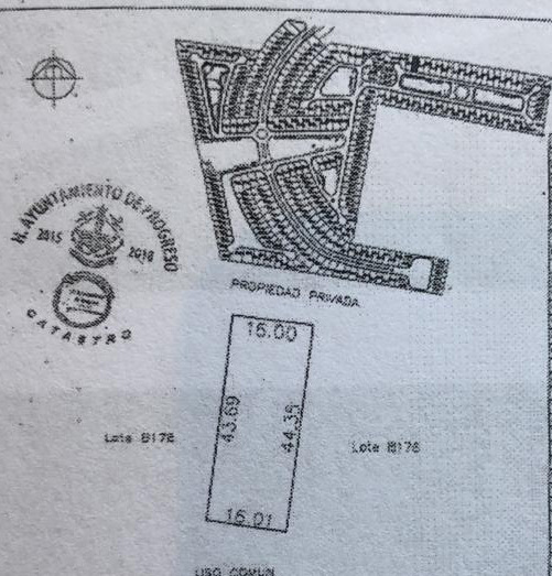 9 de 10: Terreno privada Jardines de Rejoyada, Mérida