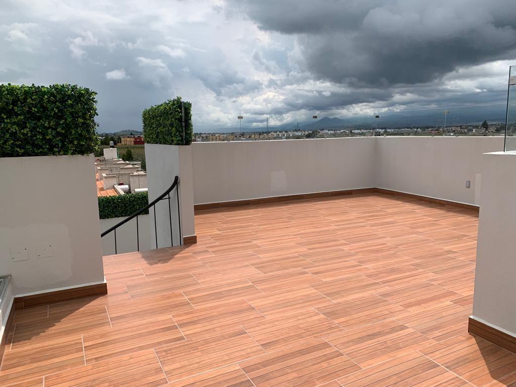 14 de 15: Roof Garden,  ideal para Reuniones Sociales