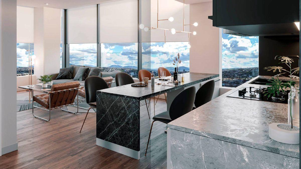 5 de 13: Oficinas en Venta en Cosmopolitan City Center PMR-487