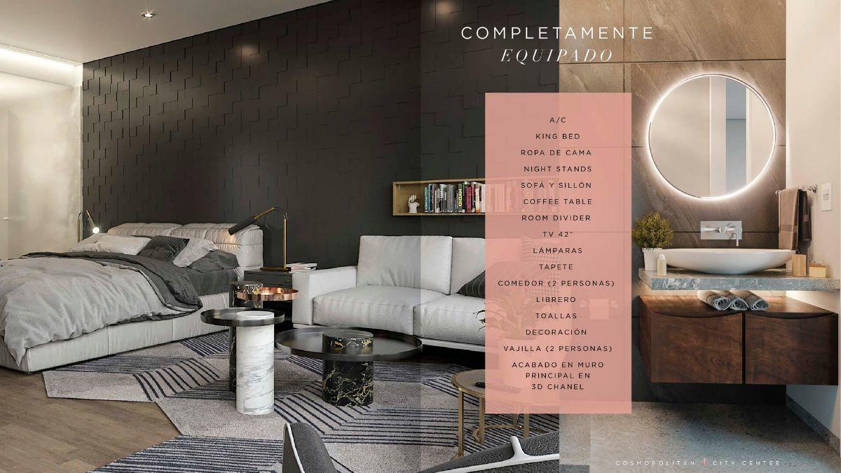 9 de 13: Oficinas en Venta en Cosmopolitan City Center PMR-487