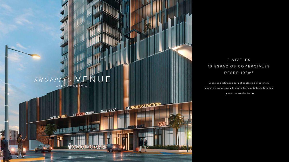 1 de 13: Oficinas en Venta en Cosmopolitan City Center PMR-487