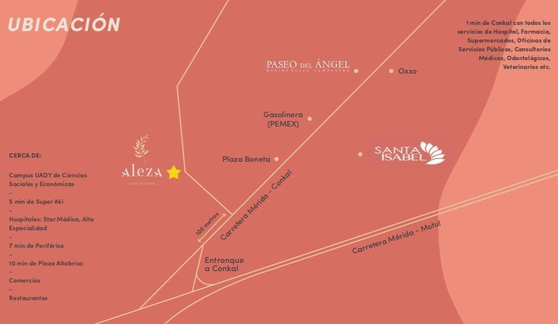9 de 11: Casa en privada al norte de Mérida