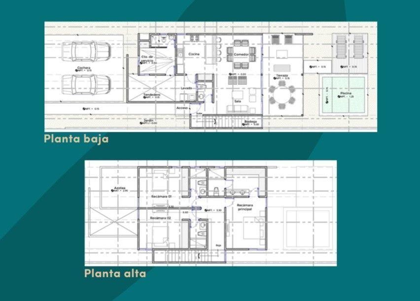 2 de 11: venta de casa en privada
