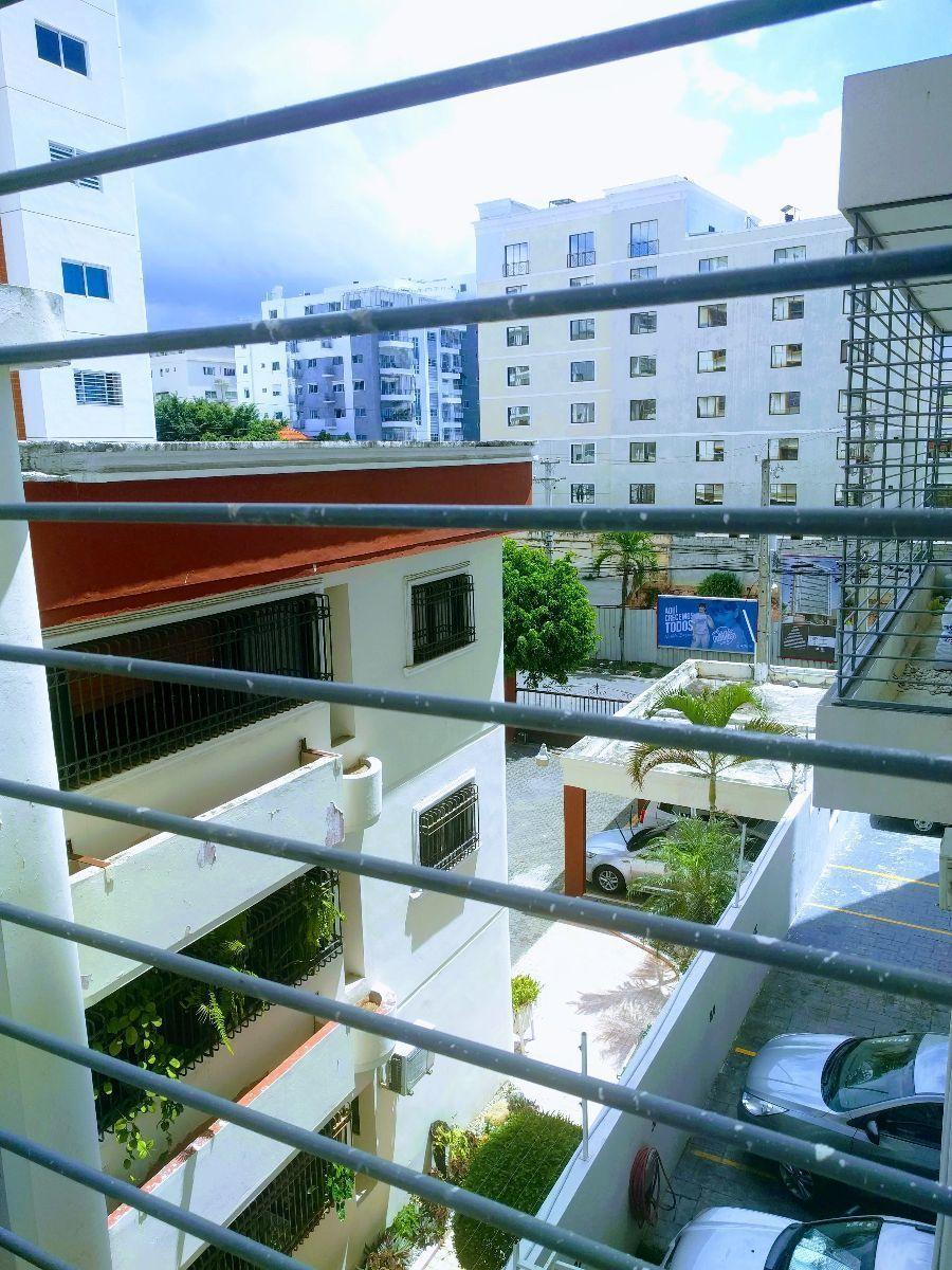 5 de 20: Vista desde el balcón
