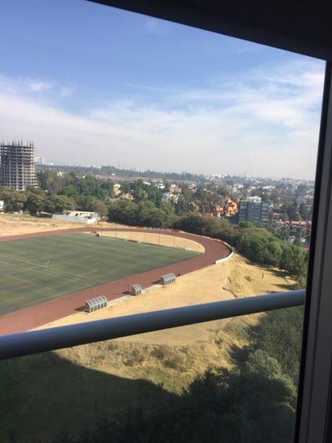 6 de 13: vista desde el balcón.