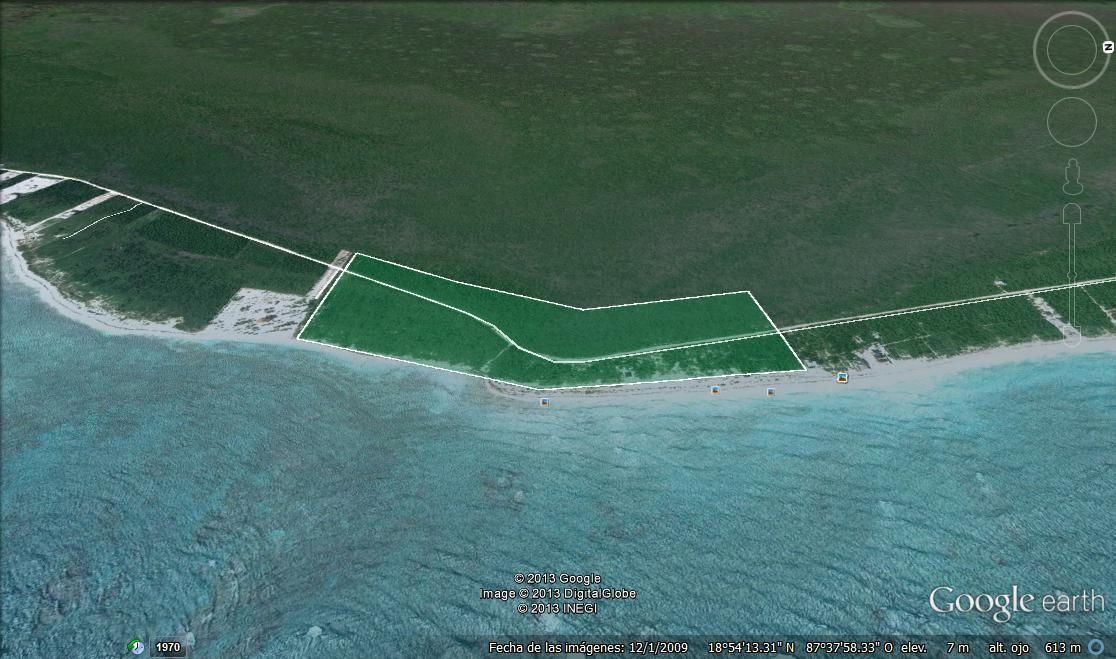 19 de 22: Terreno Frente al Mar en Venta, Mahahual, Chichen Realty