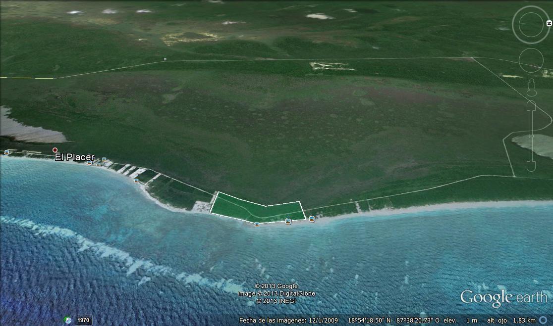 20 de 22: Terreno Frente al Mar en Venta, Mahahual, Chichen Realty