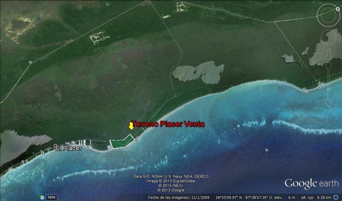 21 de 22: Terreno Frente al Mar en Venta, Mahahual, Chichen Realty